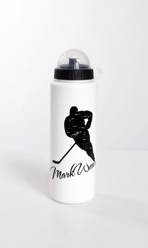 Бутылка для воды MarkHockey Player