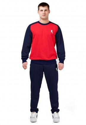 Костюм спортивный CLASSIC NAVY RED
