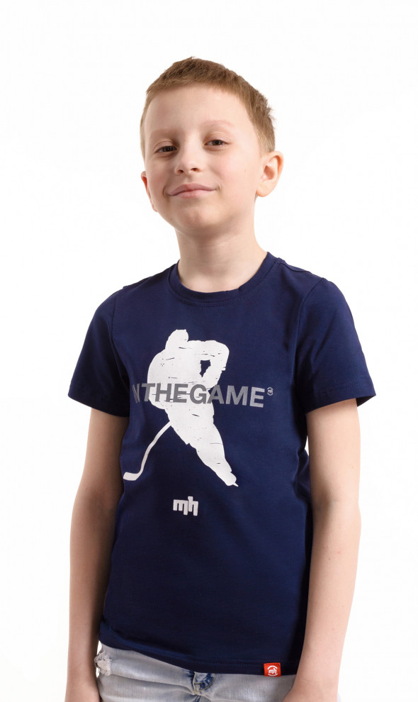 Футболка Player Indigo Kids