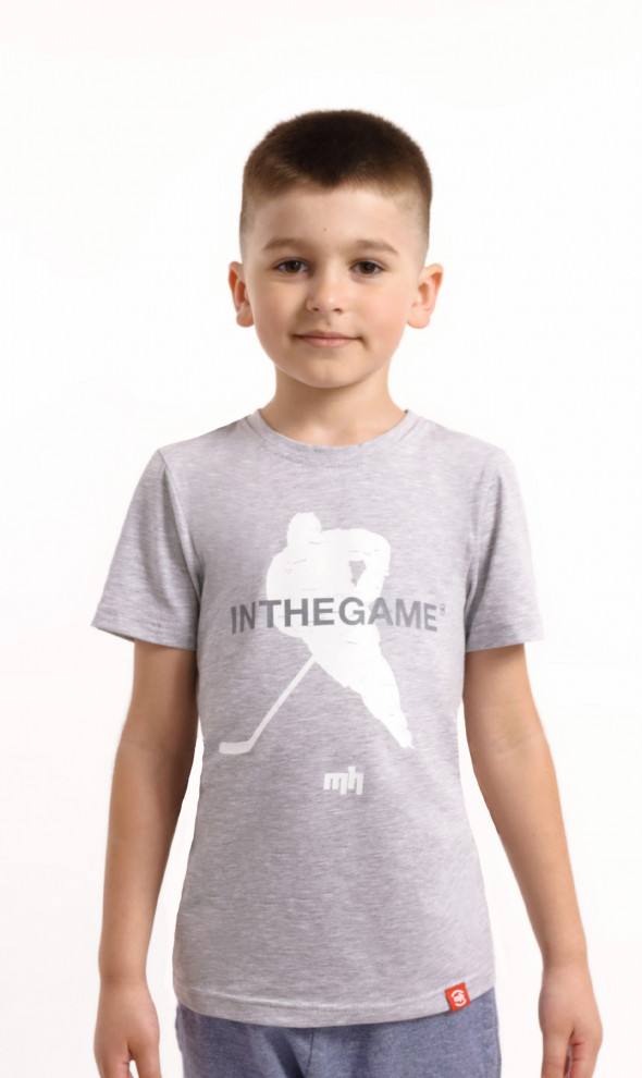 Футболка Player Gray Kids