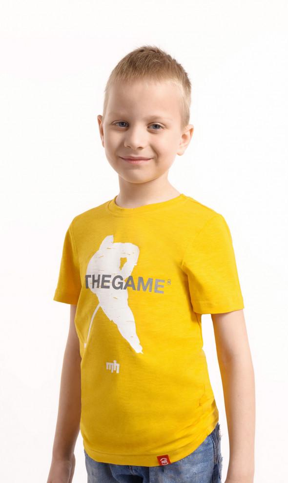 Футболка Player Yellow Kids
