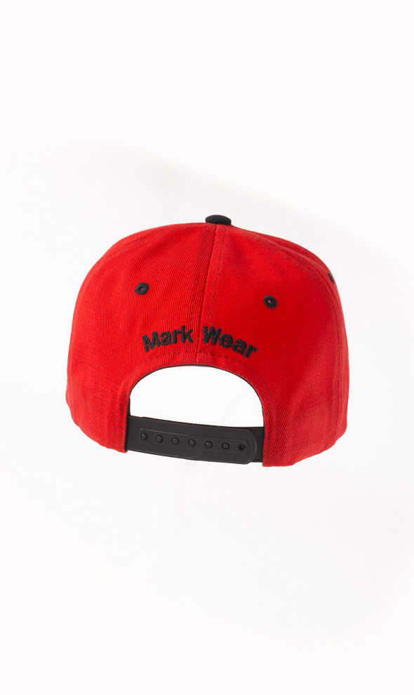 Снепбэк Mask RED&BLACK