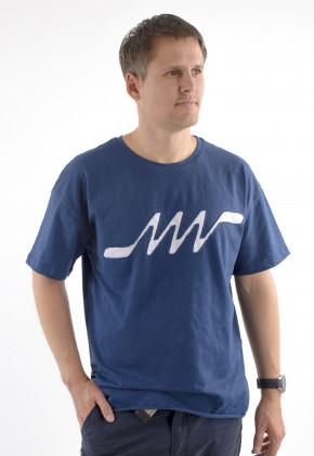 Футболка Mark Wear Pulse Navy